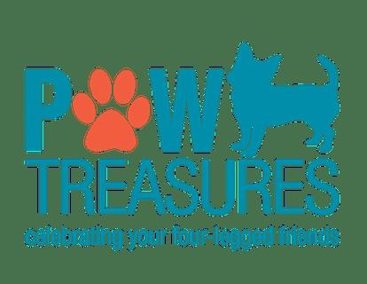 Paw Treasures Retina Logo