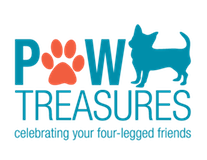 Paw Treasures footer logo